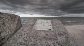 Nordligt fort Arkivbilder