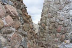 Nordligt fort Arkivbild