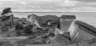 Nordligt fort Arkivfoton