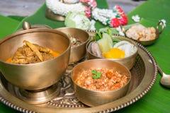 nordligt thai för mat Royaltyfri Bild