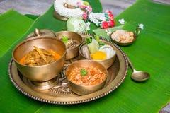 nordligt thai för mat Fotografering för Bildbyråer