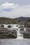 Nordmelandsfossen Stock Photography
