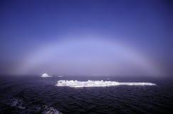 Nordpolarmeer Stockbild