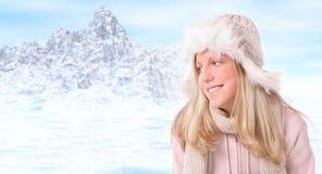 nordpolen Arkivbilder