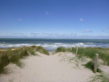 Nordsee Lizenzfreie Stockfotos