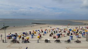 Nordsee Royalty Free Stock Photo