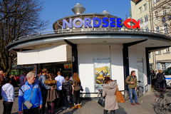 Nordsee Stock Photos