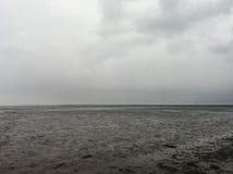 Nordsjönstrand Royaltyfri Bild