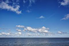 Nordsjönstrand Fotografering för Bildbyråer