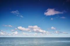 Nordsjönstrand Arkivfoton