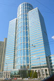 Nordstar Tower Moscow Business center Russia Royalty Free Stock Photography