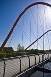 Nordsternpark Bridge Royalty Free Stock Image