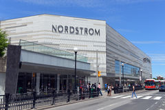 Nordstom à Ottawa Images libres de droits