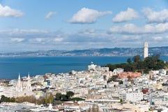 Nordstrand, San Francisco Stockbilder