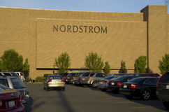 Nordstrom department store Royalty Free Stock Photo