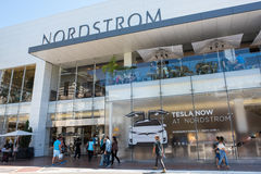 Nordstrom at The Grove Stock Photography
