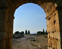 Nordtor Hierapolis Entrance, Pamukkale, Turkey