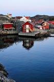 nordviksstrand Arkivbilder