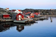 nordviksstrand Fotografia Royalty Free