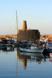 Nordzypern-Strand Lizenzfreies Stockbild