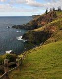 Norfolk ö Australien fotografering för bildbyråer
