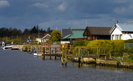 Norfolk Broads Royalty Free Stock Image