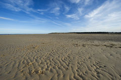 Norfolk Coast Stock Image