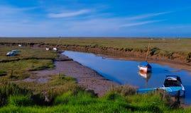 Norfolk Coast Path royalty free stock images