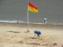 Norfolk em Inglaterra foto de stock royalty free