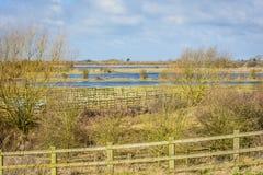 Norfolk Flooded Royalty Free Stock Photos