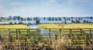 Norfolk Flooded Stock Images