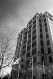 Norfolk and Southern Building Roanoke, Virginia Stock Photography