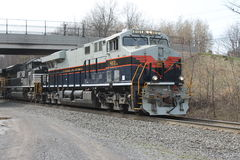 Norfolk Southern Heritage Locomotive 8101 Stock Photo