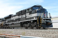 Norfolk Southern Heritage Locomotive 1066 Royalty Free Stock Images