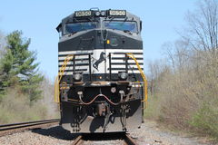 Norfolk Southern Locomotive 9650 Stock Photography