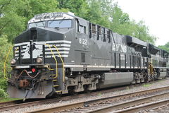 Norfolk Southern Locomotive 8122 Stock Image