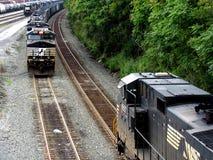 Norfolk Southern Railroad Stock Photography