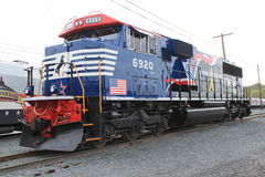 Norfolk Southern Veterans Stock Photos