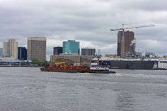 Norfolk, Virginia Royalty Free Stock Image