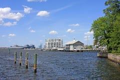 Norfolk, Virginia Royalty Free Stock Photography