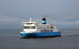 Norfolkline - Dunkerque Stock Photography