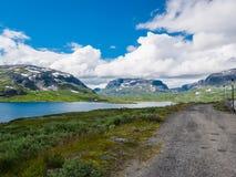Norge berg Fotografering för Bildbyråer