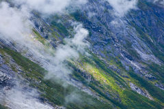 Norge - berg Royaltyfri Foto