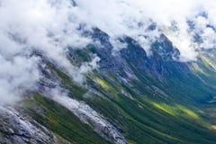 Norge - berg Arkivbilder