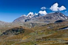 Norge - bergsikt fotografering för bildbyråer