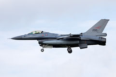 Norge F-16 Royaltyfria Bilder