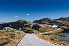 Norge - fjord royaltyfri bild