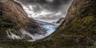 Norge liggande Arkivfoto