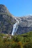 Norge vattenfall Royaltyfria Bilder