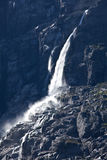 Norge - vattenfall Royaltyfria Bilder